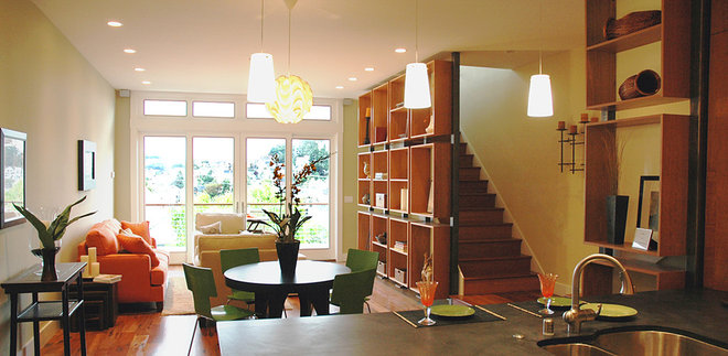 Dining Room by John Maniscalco Architecture