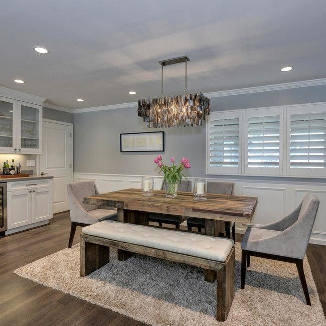 Los Altos Entertaining Delight - Whole House Remodel & Liz Williams Design - San Jose CA