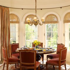 traditional dining room by Lafia/Arvin, A Design Corporation