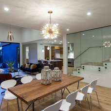 Modern Dining Room by Modern Mecca™ | Los Angeles Home Staging