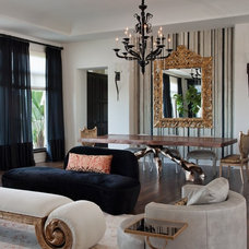 Dining Room by Lizette Marie Interior Design