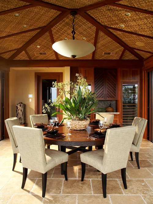 Thatch Ceiling Houzz