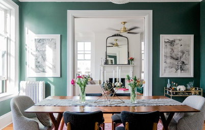 New This Week: 4 Fresh Dining Rooms