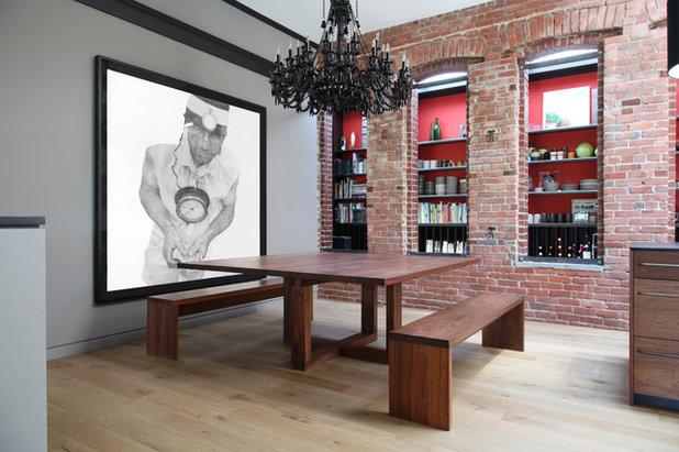 Modern Esszimmer by Union Studio