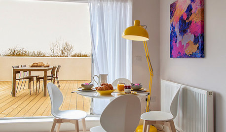 9 Ways to a Dining Room Makeover on a Budget