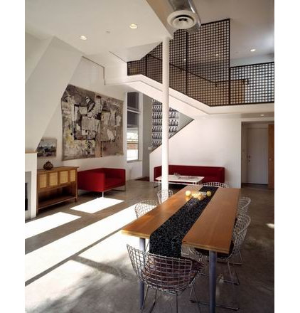 Modern Dining Room by Lucas Rios Giordano Architects