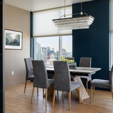 Luma Condominiums, High Rise Residential Building, Seattle, WA
