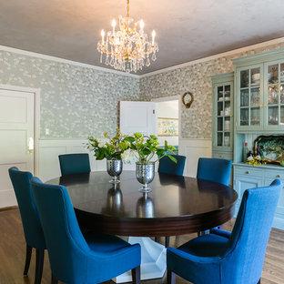 Lush Dining Room