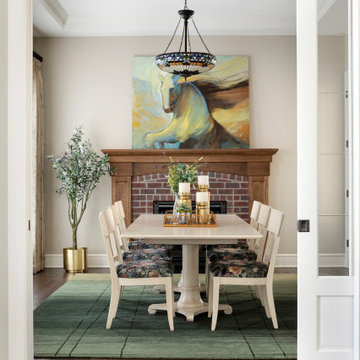 Luxe | Formal Dining