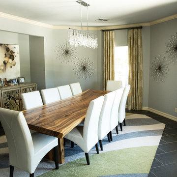 Luxe Furniture & Design- Masculine Luxury