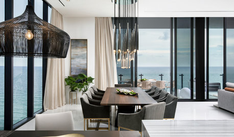 USA Houzz Tour: A Chic, Comfortable Florida Flat With Ocean Views