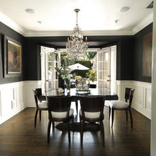Traditional Dining Room by Philip Nimmo Design