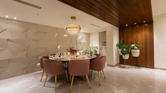 Luxury Apartment @DLF Magnolias (Interior Fit Outs / Fitouts / Interior Contract