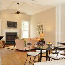 Traditional Dining Room by Accent Home Staging, LLC (Atlanta, GA)
