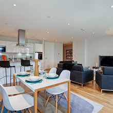open living dining
