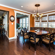 Traditional Dining Room by The Decorating Therapist
