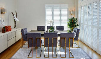 Luxury Shutters in Kent Family Home
