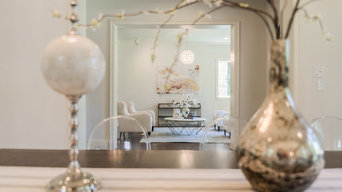 Luxury Vacant Home Staging in University Park
