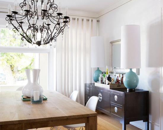 simple table centerpiece | houzz