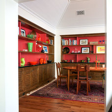 Traditional Dining Room by JWT Associates