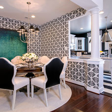 Contemporary Dining Room by M/I Homes