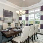 Formal Dining Room Traditional Dining Room Little
