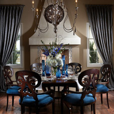 Eclectic Dining Room Mabelina