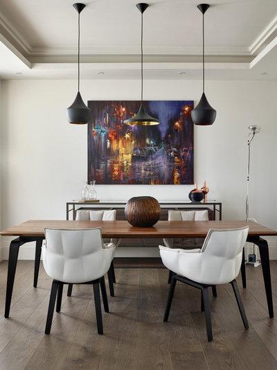 Contemporáneo Comedor by Morph Interior Ltd