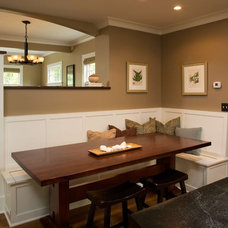 Traditional Dining Room by Cates Fine Homes