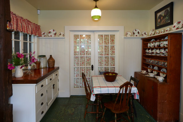 Farmhouse Dining Room MacMurray Ranch