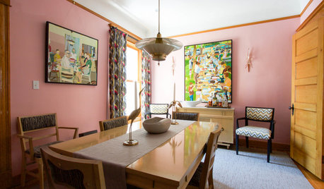 Houzz TV: Grandmother and 'Mad Men' Inspire a Home