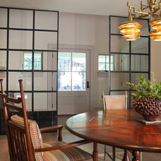 Contemporary Dining Room by Nicola's Home