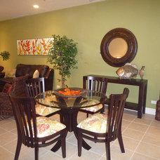 Dining Room by magda bruna