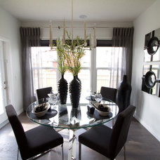 Modern Dining Room by Wen-Di Interiors