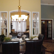 Traditional Living Room by Coleman-Dias3 Construction Inc. (CD3Inc)
