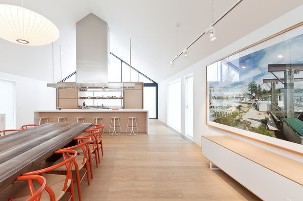 Scandinave Salle à Manger by Peter A. Sellar - Architectural Photographer