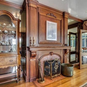 Major Renovation of Estate Home