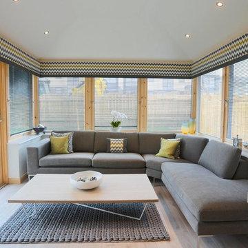 Malcolm Allan Showhouses - Cattofield - Interior design, Andersons of inverurie