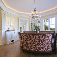 traditional dining room by Birdseye Design