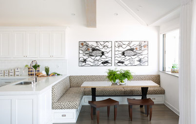 New This Week: 4 Cozy, Design-Minded Breakfast Nooks