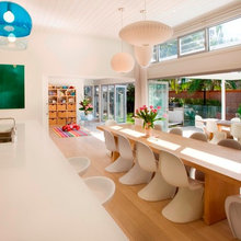 Dining Kitchen Integrated