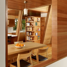 Modern Dining Room by Burton Architecture