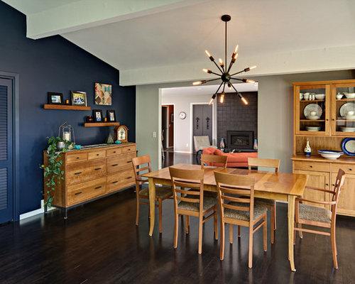 transitional dining room design ideas remodels photos - Transitional Design Ideas