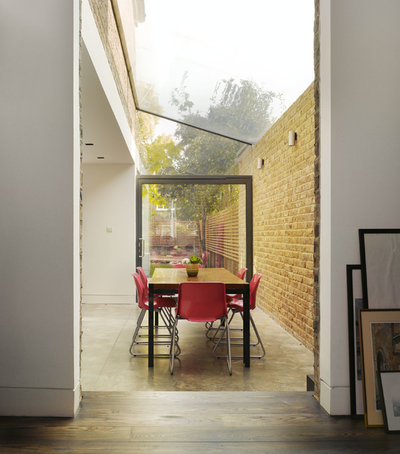 Contemporary Dining Room by Platform 5 Architects