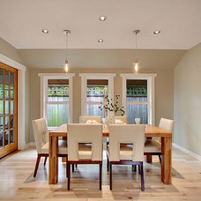 Craftsman Dining Room by Lisa Lucas Design