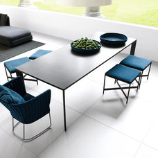Contemporary Dining Room by escale design