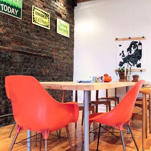 Idéer för en eklektisk matplats