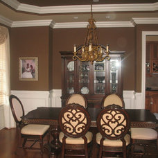 Traditional Dining Room by Designs by Ashley