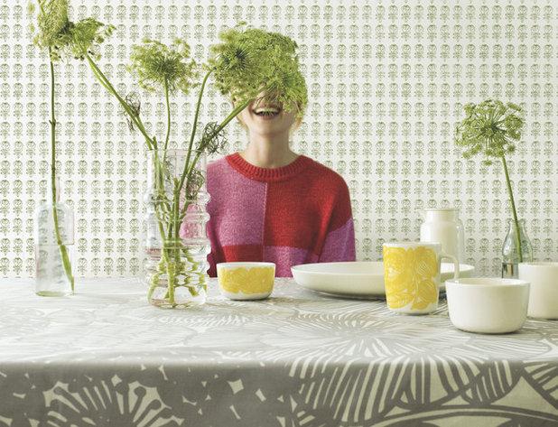 Modern Esszimmer by Wallpaperdirect