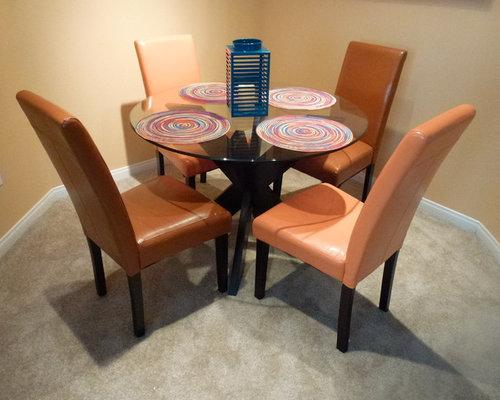Octagon Dining Room Design Ideas, Remodels & Photos